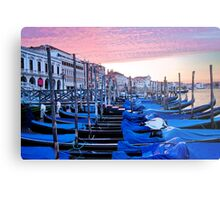 Sunrise in Venice I Metal Print