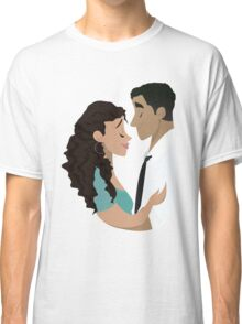 How Do You Say Hold Me? Classic T-Shirt