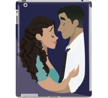 How Do You Say Hold Me? iPad Case/Skin