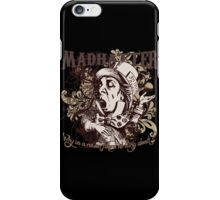 Mad Hatter Carnivale Style iPhone Case/Skin