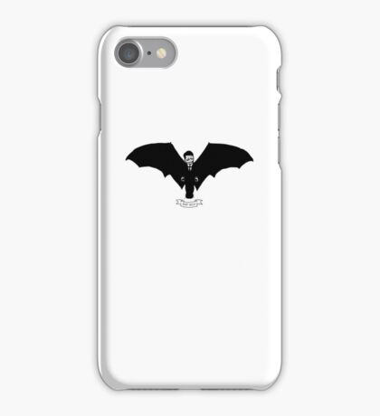 Bat-Boy iPhone Case/Skin