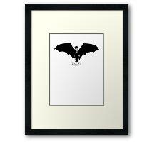 Bat-Boy Framed Print