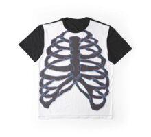 Rib-Cage Graphic T-Shirt