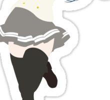 Love Live! Sunshine!! -  Tsushima Yoshiko Minimalist Sticker