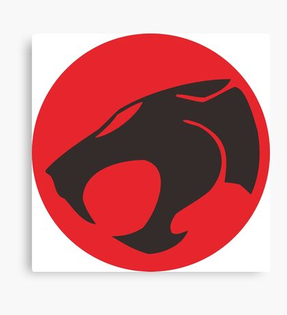 thundercats Canvas Print
