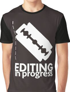 EDITING Graphic T-Shirt