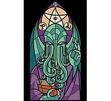 Cthulhu The Father Photographic Print