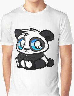 Baby Panda Graphic T-Shirt