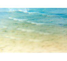Beautiful sea Photographic Print