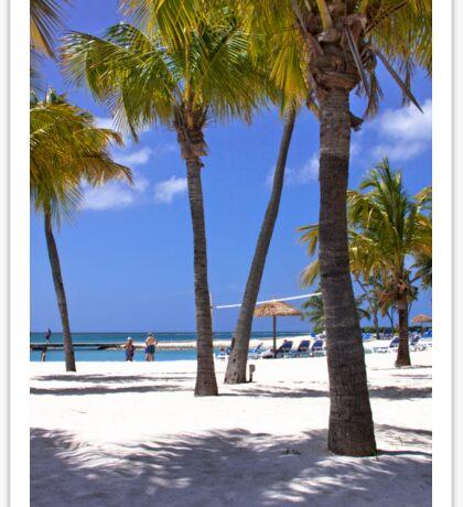 Caribbean Holidays :) Sticker