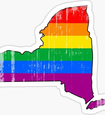 New York Pride Sticker