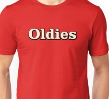 Oldies Music Unisex T-Shirt