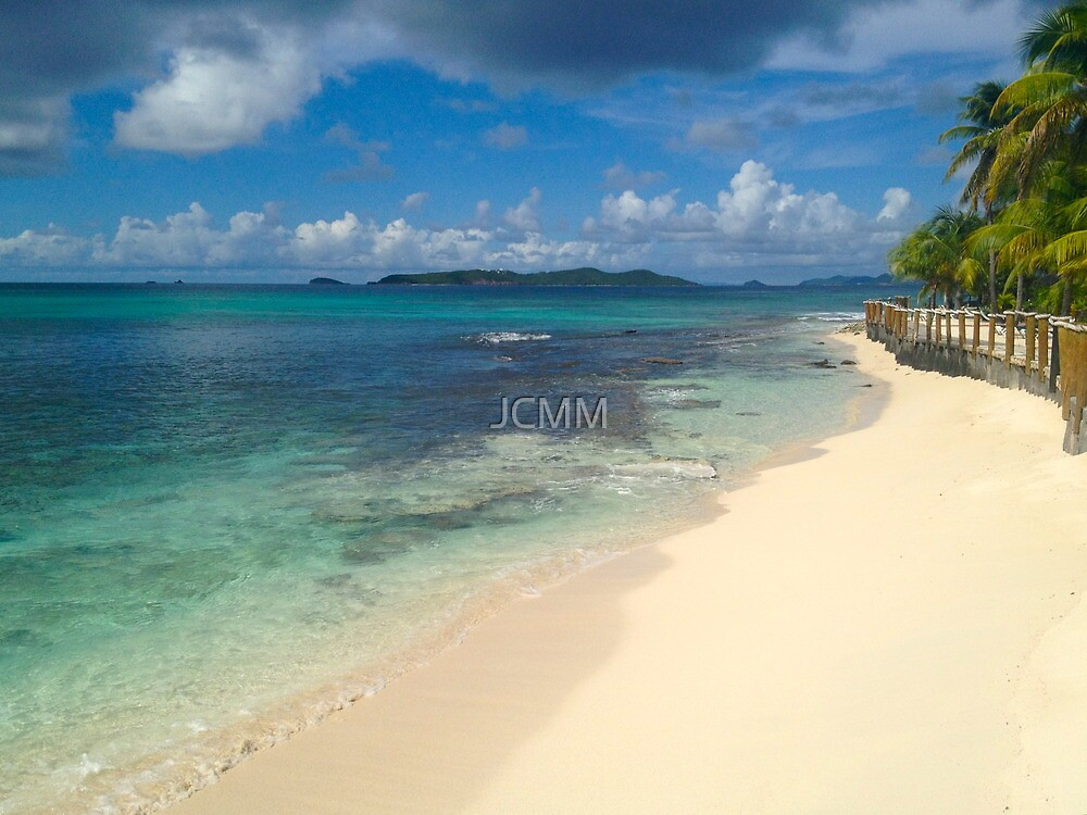 Palm Island, SVG by JCMM