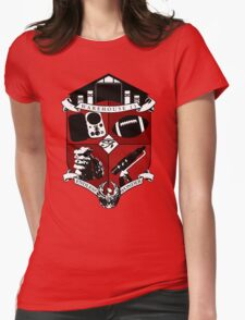 Endless Wonder Womens Fitted T-Shirt