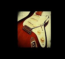 Fender Stratocaster by Matterotica