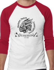 The Great Detective Men's Baseball ¾ T-Shirt