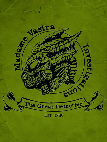 The Great Detective by Atomic Octopus  Designs