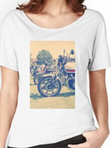 Motorcycles Women's Relaxed Fit T-Shirt