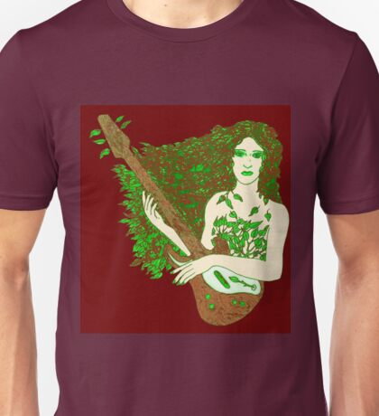 The Dryad's Wooden Axe Unisex T-Shirt