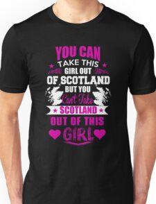 Scottish - Scottish Girl T-Shirt