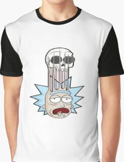 Rick And Morty illustrasion Graphic T-Shirt