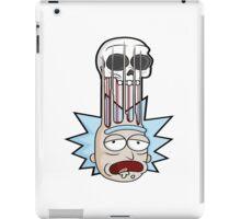 Rick And Morty illustrasion iPad Case/Skin