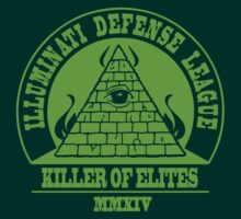 Illuminati Defense League - Killer Of Elites by IlluminNation