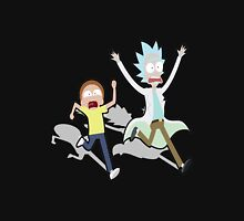 Rick And Morty Run Unisex T-Shirt