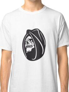 Death hooded halloween Classic T-Shirt