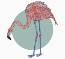 Flamingo Kids Tee