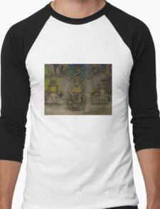 Portal's Duality Men's Baseball ¾ T-Shirt