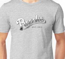 Puzzles Bar (Distressed) No Slogan Version Unisex T-Shirt