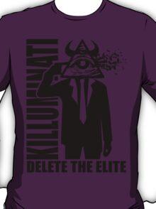Delete The Elite T-Shirt