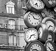 Paris Time by Alex Cassels