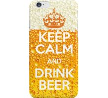 Beer iPhone Case/Skin