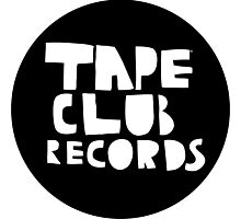 Tape Club Records Photographic Print