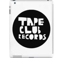 Tape Club Records iPad Case/Skin