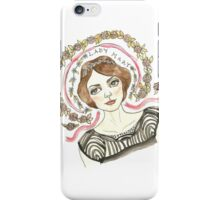 Lady Mary iPhone Case/Skin