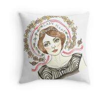 Lady Mary Throw Pillow