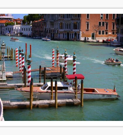 Gran Canal, Venice Sticker