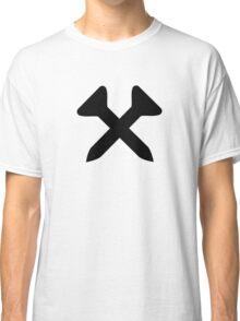 Golf Tee crossed Classic T-Shirt