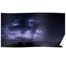 Distant Storm Poster