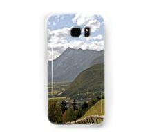 Inn Valley in Tyrol, Austria Samsung Galaxy Case/Skin