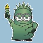 Lady Liberty Minion by kridel