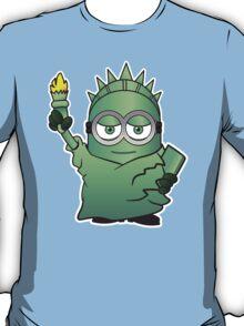 Lady Liberty Minion T-Shirt
