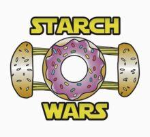 Starch Wars  : Not Quite by notquite