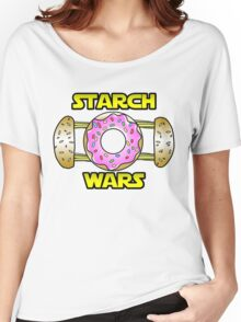 Starch Wars  : Not Quite Women's Relaxed Fit T-Shirt
