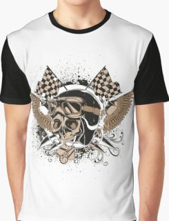 Death race Graphic T-Shirt