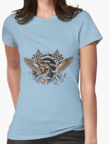 Death race Womens Fitted T-Shirt