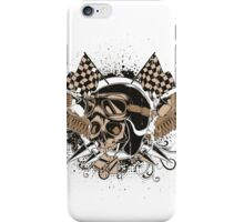 Death race iPhone Case/Skin